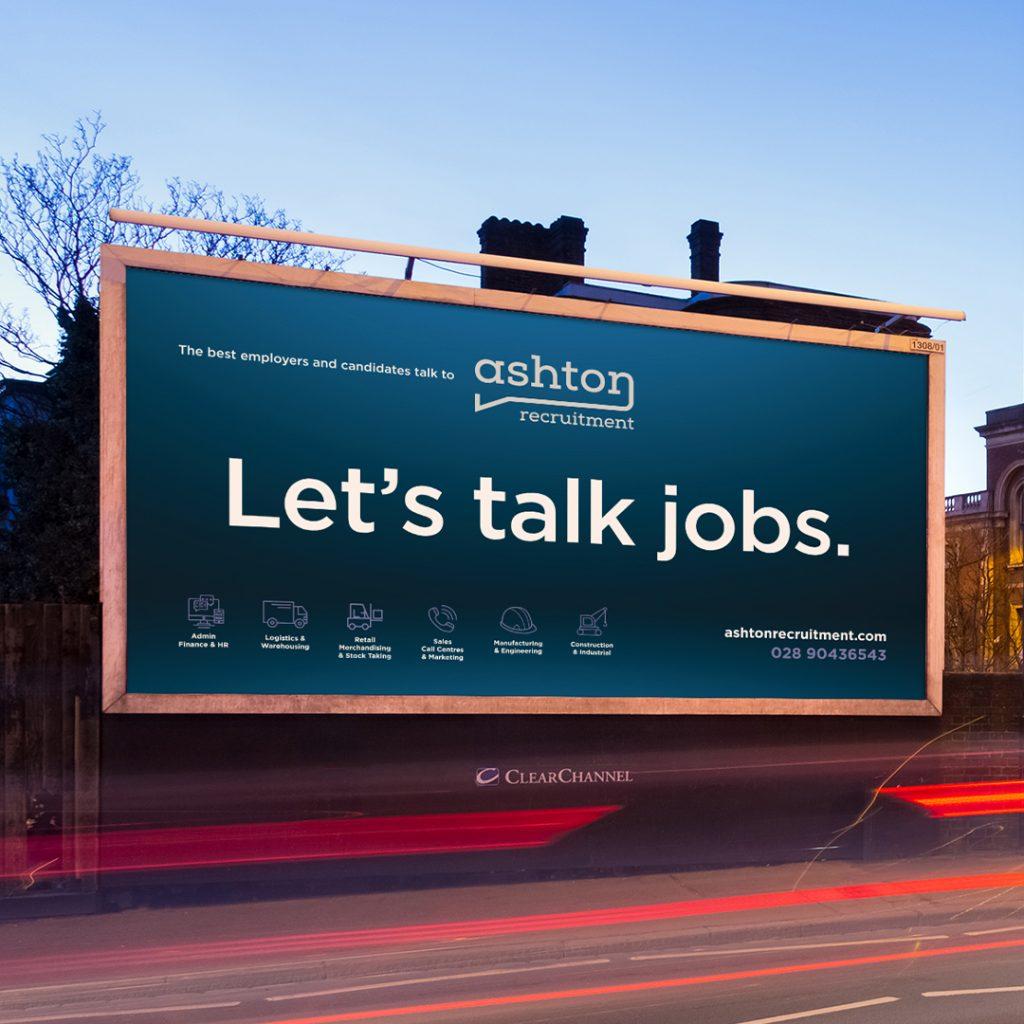billboard Design | Kaizen Brand Evolution