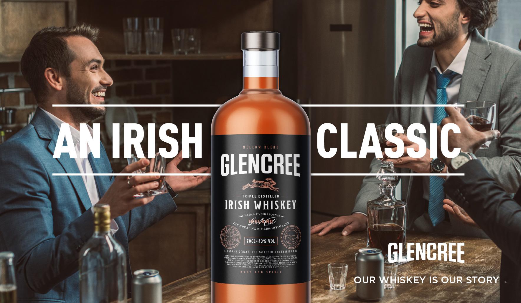 Glencree Irish Whiskey