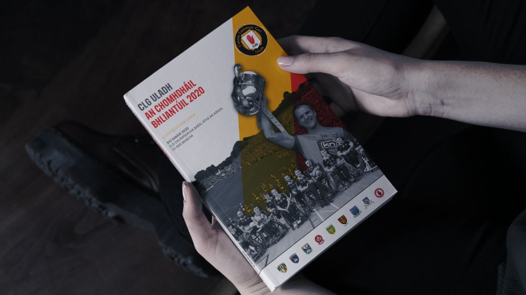 Annual Report Design - Annual Report Design - Ulster GAA