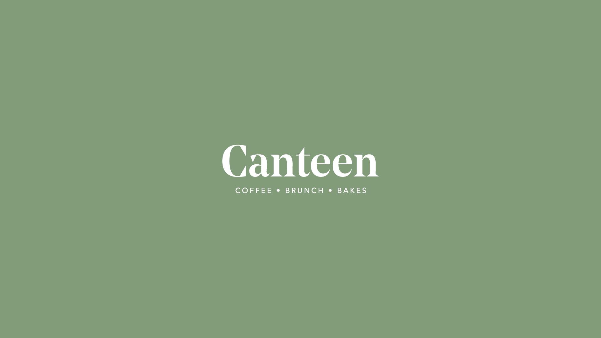 Logo Design - Canteen, Belfast
