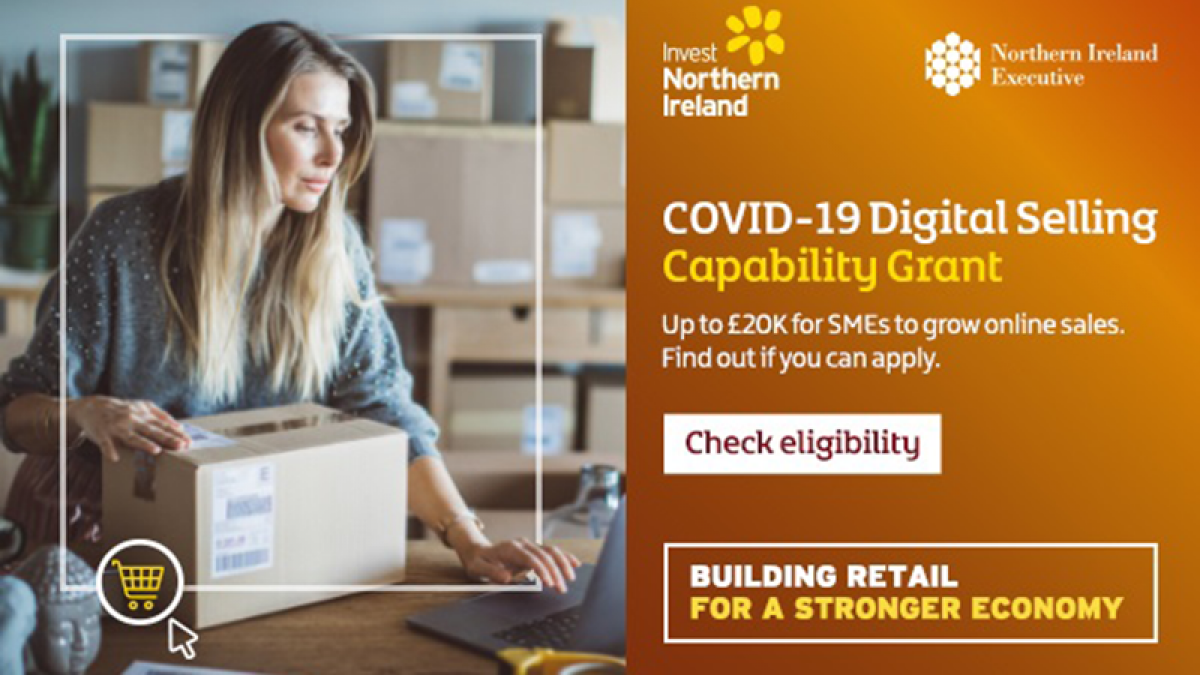 Covid-19 Digital Selling Grant
