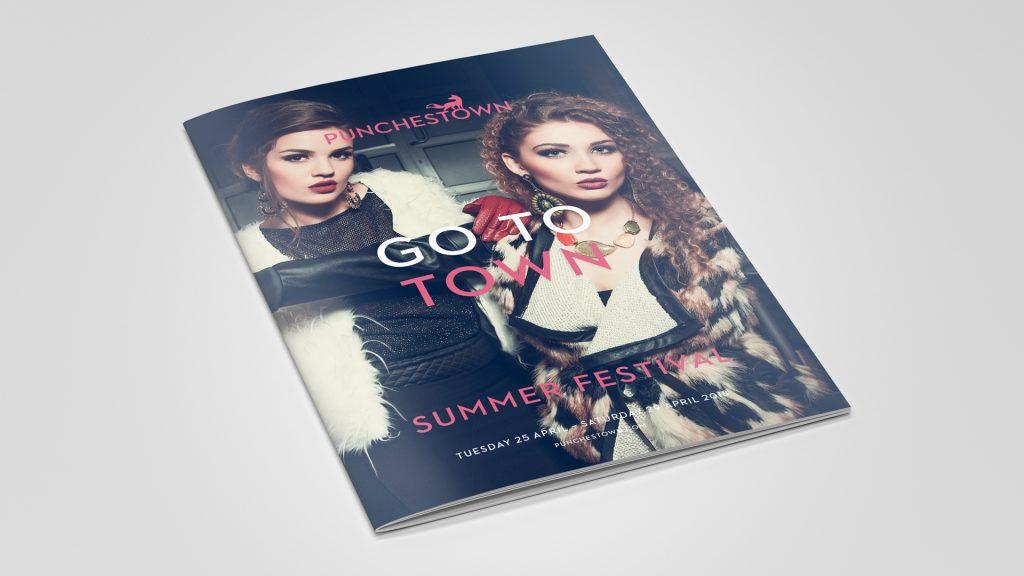 Punchestown - Branding | Brochure Design