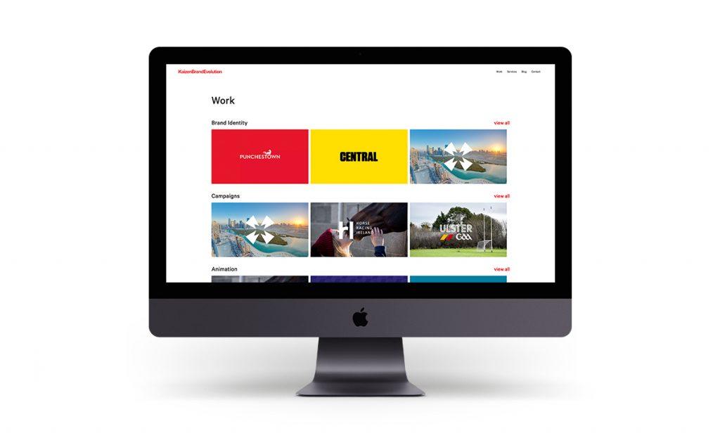 Website | Kaizen Brand Evolution