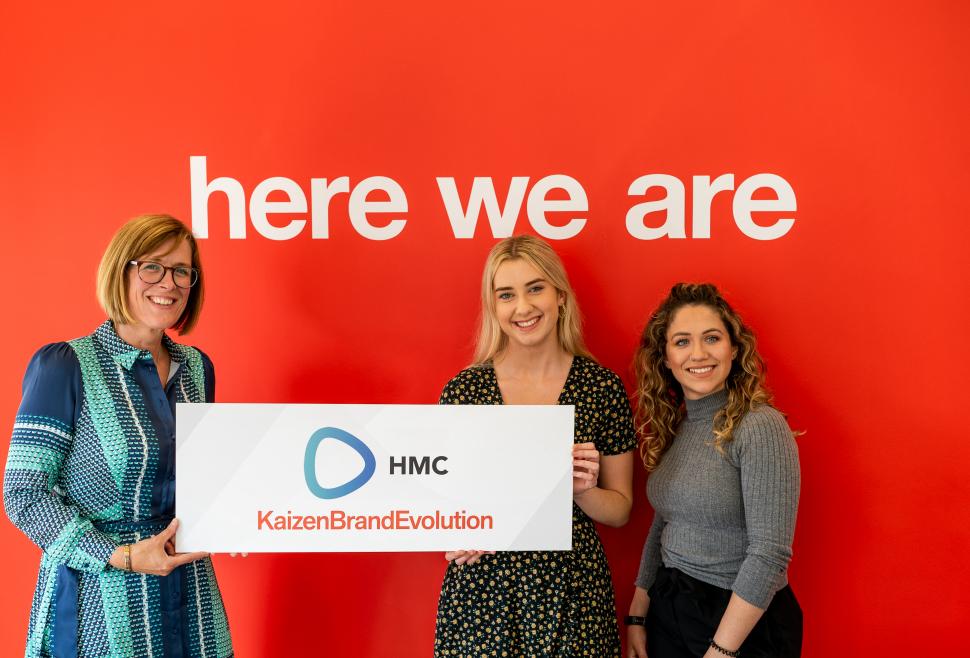 Kaizen Brand Evolution and HMC Global celebrate new partnership